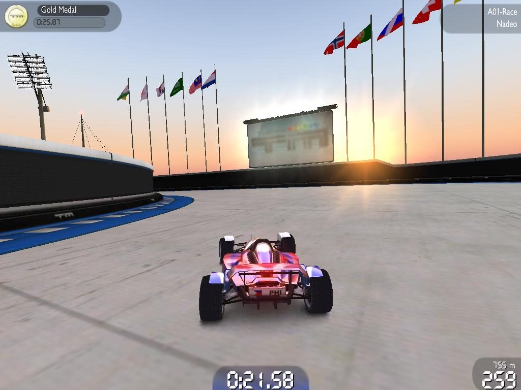 trackmania nation forever windows 7 gratuit
