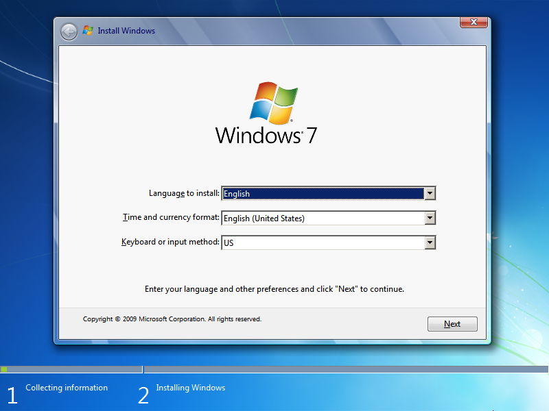 descargar windows 7 lite iso booteable