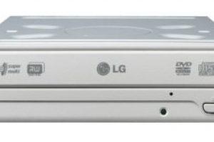 LG GSA-4167B Firmware DL13 Download Free for Windows 10, 7