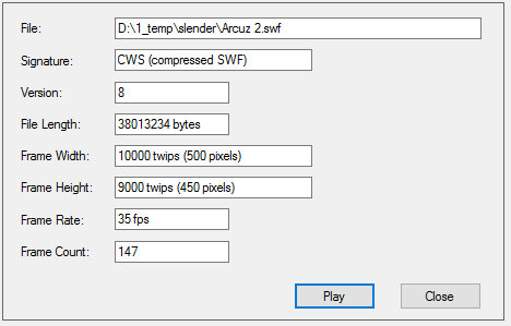 SWF File Player Download Free for Windows 10, 7, 8/8 1 (64