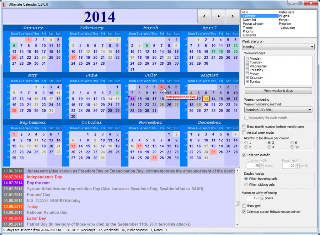 DUCKIETV FREE DOWNLOAD - Ultimate Calendar Download Free for Windows 10, 7,  8 (64 bit ...