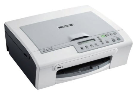 Brother DCP 135c Printer Driver Download Free for Windows 10, 7, 8