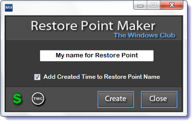 Quick Restore Maker Download Free for Windows 10, 7, 8/8 1 (64 bit