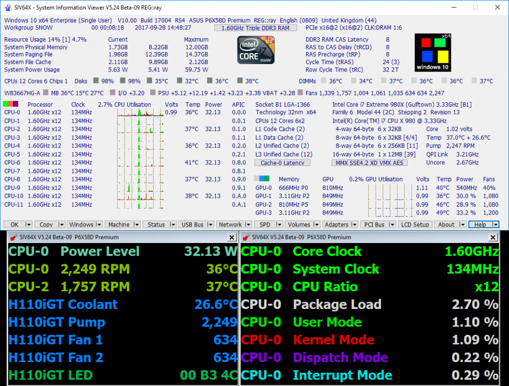 Portable System Information Viewer (SIV) Download Free for