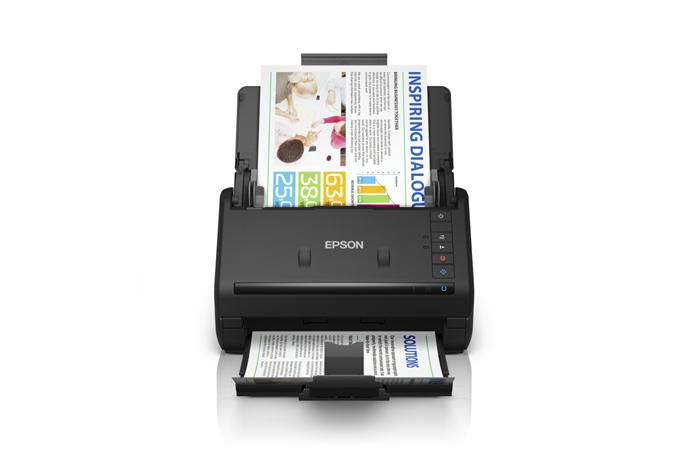 Epson WorkForce ES-400 Scanner Driver Download Free for
