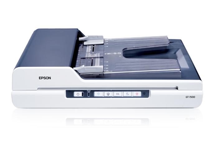 Epson WorkForce GT-1500 Scanner Driver Download Free for
