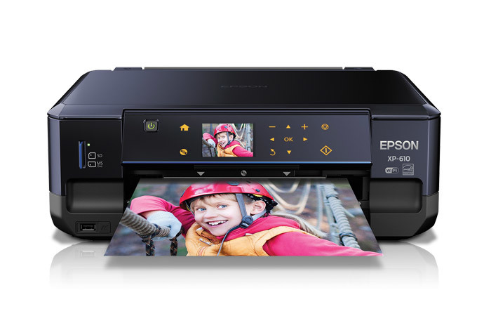 Epson XP-610 Printer Driver Download Free for Windows 10, 7, 8/8 1