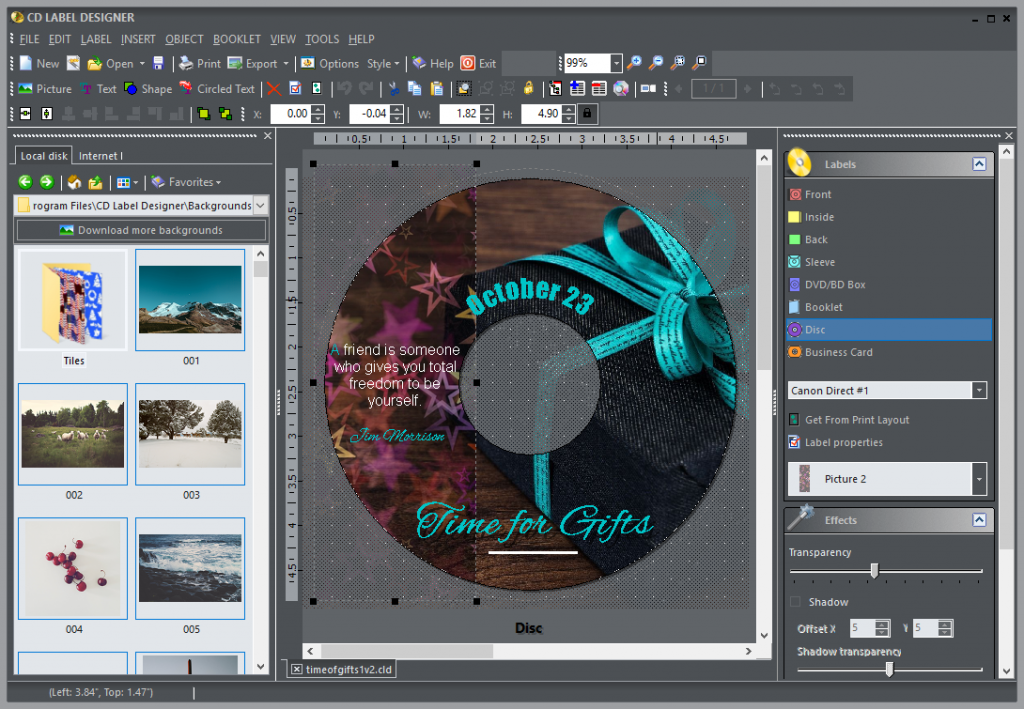 Cd Label Designer Free Download For Windows 10 7 8 64 Bit 32 Bit