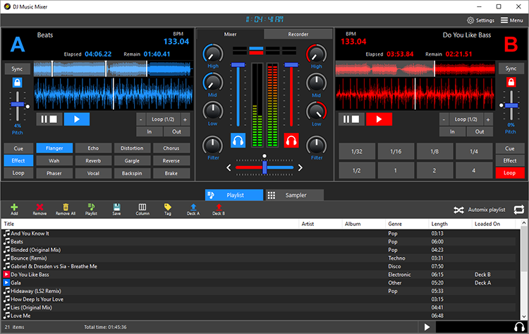 dj mixer software free download full version for pc windows 7