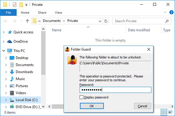 Folder Guard Free Download For Windows 10 7 8 64 Bit