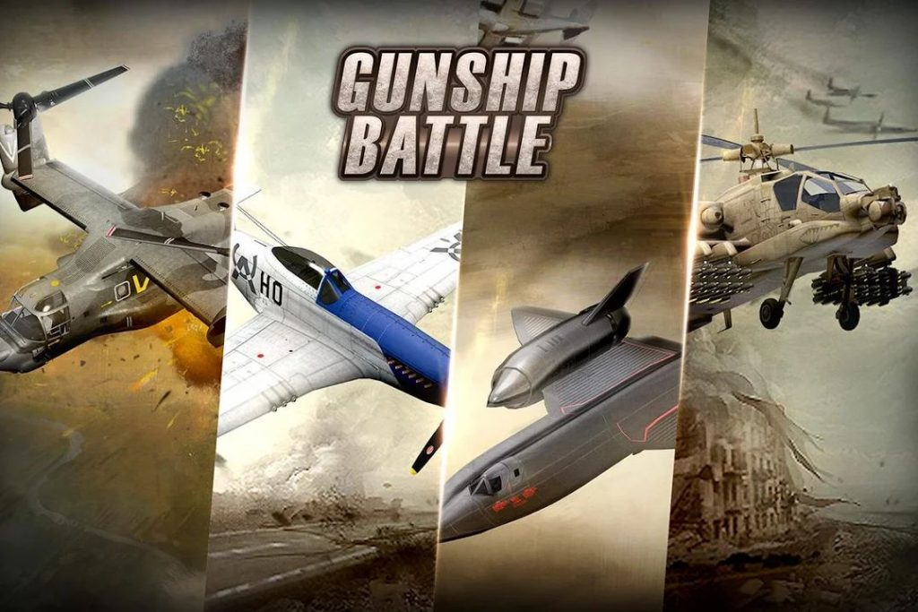 Gunship Battle: Helicopter 3D APK for Android - Download Free
