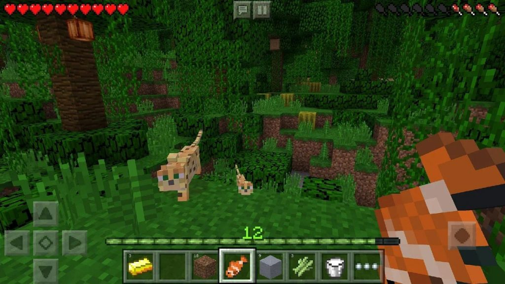 Minecraft - Pocket Edition APK for Android - 0 2 1 Download Free
