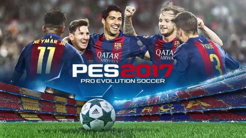 PES 2017 - Software downloads and reviews