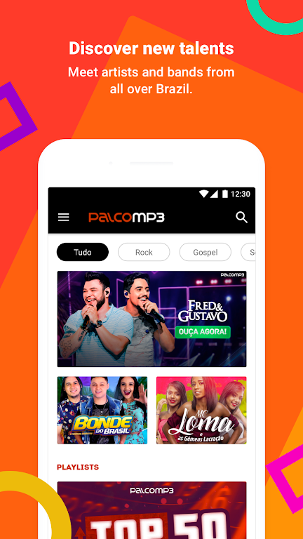 Palco MP3 APK for Android - Download Free