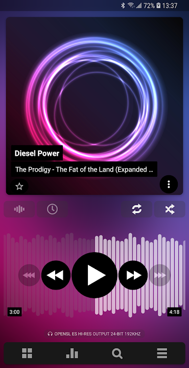 Poweramp Music Player APK for Android - Free Download
