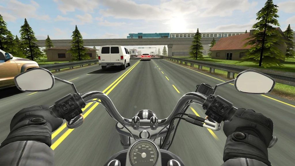traffic rider free