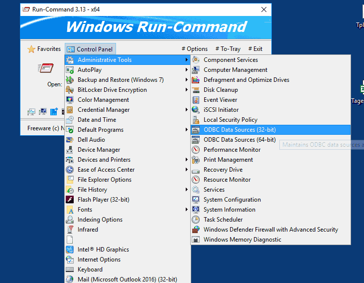 Run-Command Download Free for Windows 10, 7, 8/8 1 (64 bit / 32 bit)