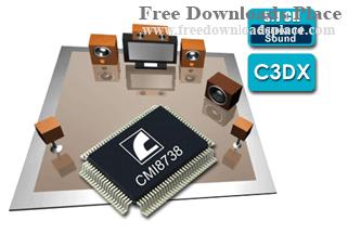 Windows and android free downloads: c media cmi8738 c3dx audio.