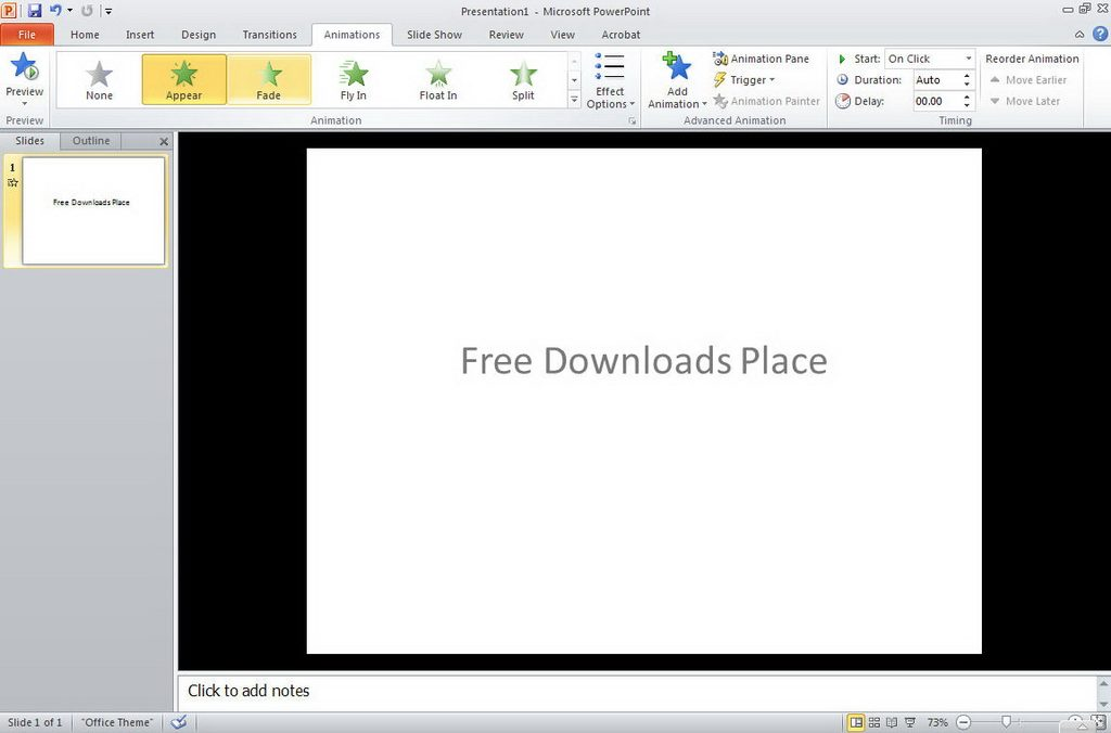 free microsoft office 2010 for windows 8.1