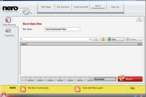 nero startsmart free download windows 7 64 bit