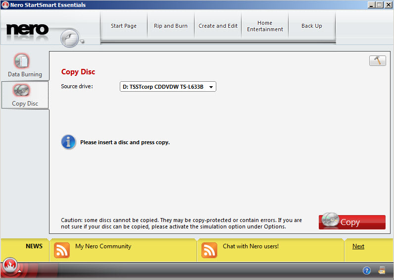 nero burning rom for mac free download