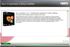 Nero 9 Free Download - It can write data on DVD or CD