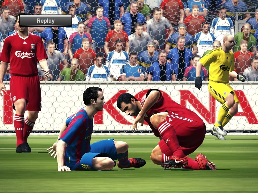 Pro Evolution Soccer - PES 2010 Free Download - Nice game of